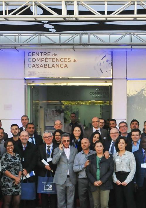 Casablanca Competence Center
