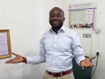 Derrick KYABA<br />Direction HTDS RDC