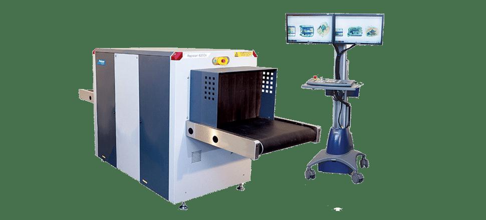 Scanner Rayons X 620DV