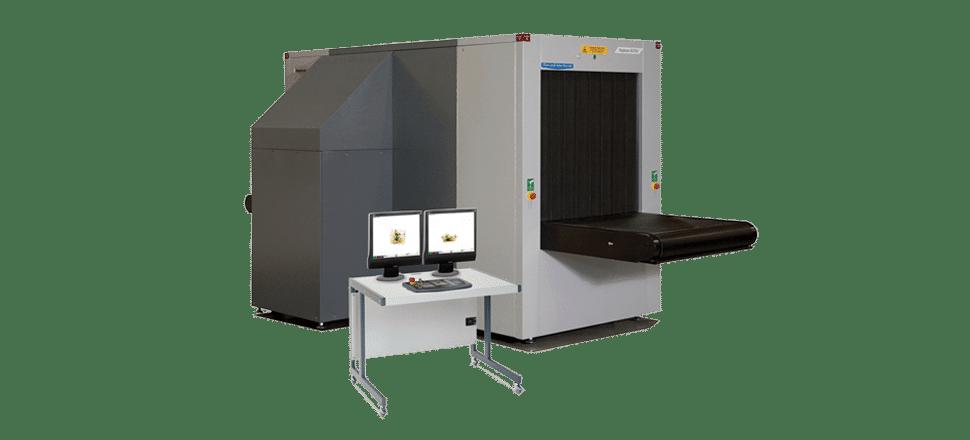 Scanner Rayons X 627DV