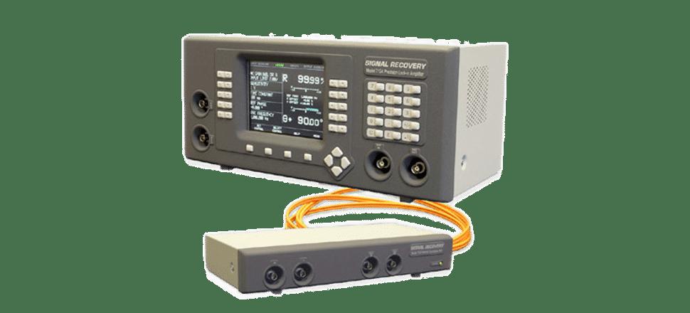 Amplificateur à détection synchrone 7124