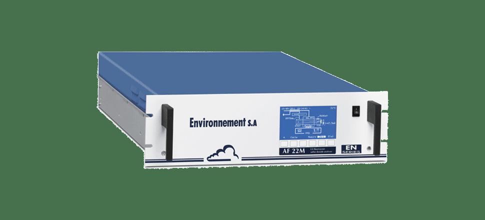 Analyseur de dioxyde de soufre (SO2) AF22M