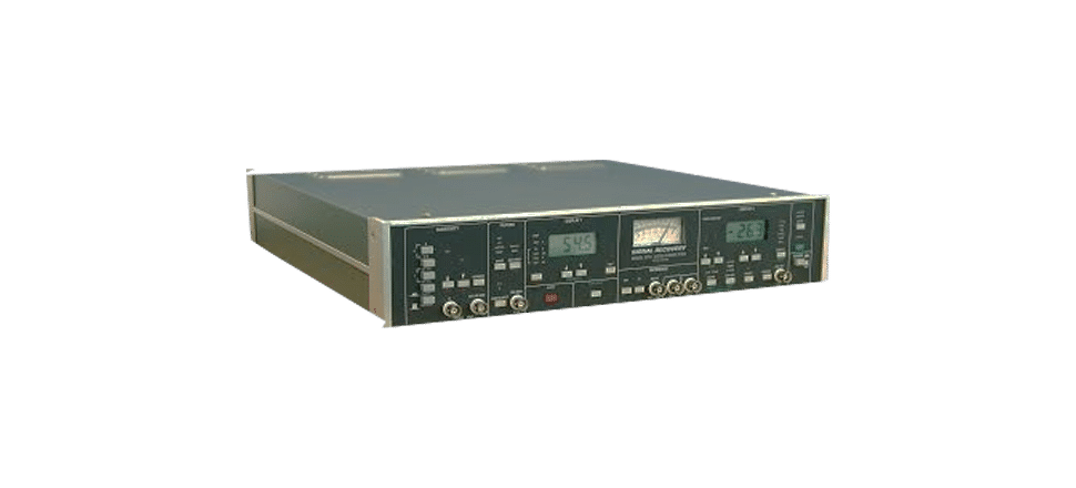 Amplificateur à détection synchrone 5210