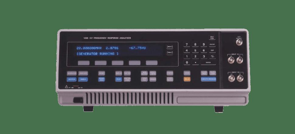 Analyseur de réponse en fréquences 20Mhz 1255A