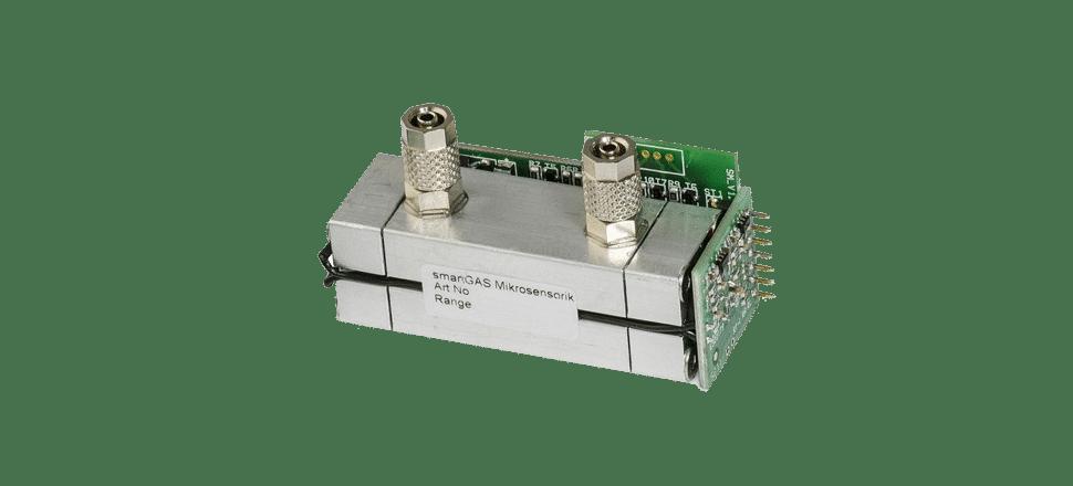 Capteur NDIR sous Flux à sortie analogique et numérique