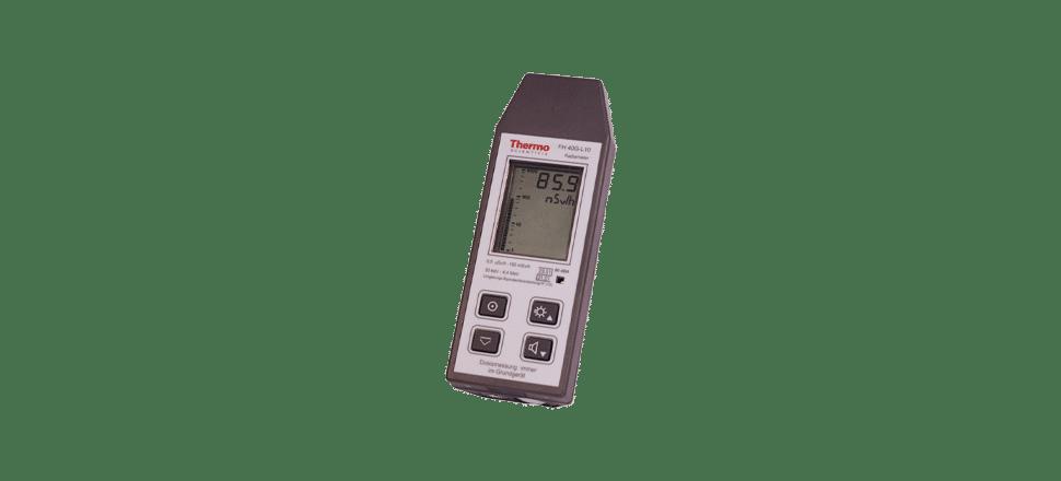 Contaminamètre de surface de la gamme FH40