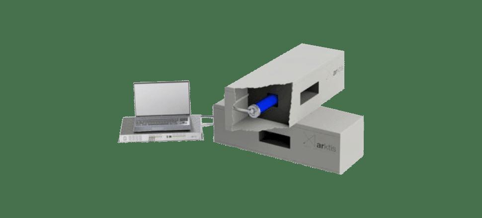 Contrôleur spectral de neutrons