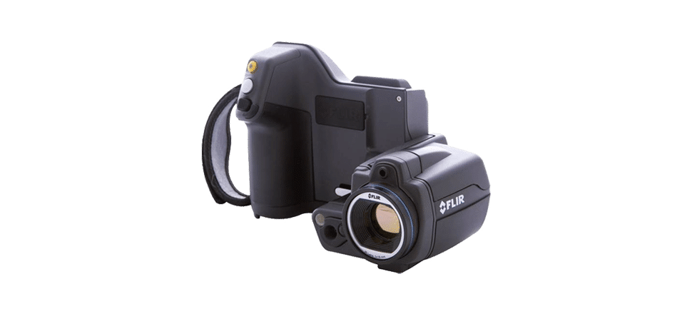 Caméra thermique T420