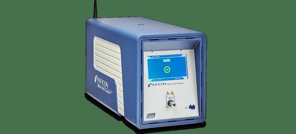 Analyseur de gaz Micro GC Fusion