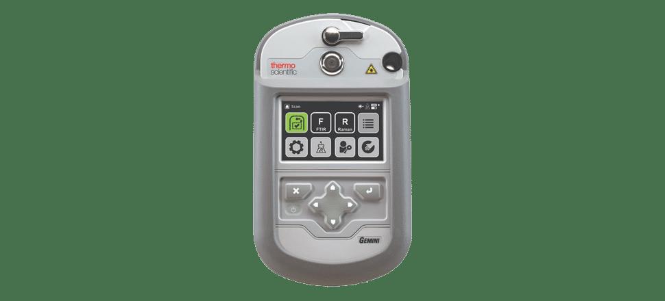 Spectromètre Raman / FTIR portable GEMINI
