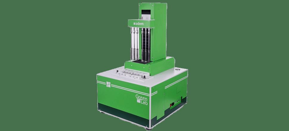 ASTM D1401 - Désémulsion automatique Adem 6 postes
