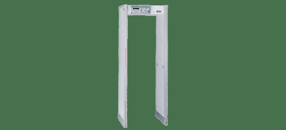 Portique de détection de métaux HI-PE Multizone