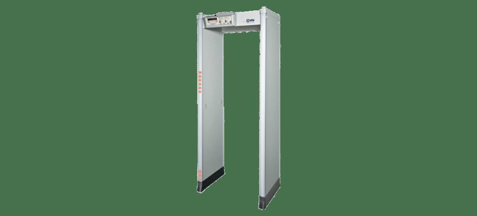 Portique de détection de métaux HI-PE Plus