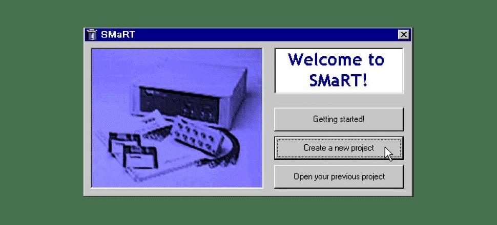 Logiciel SMART pour le contrôle de votre instrument et l'anayse des impédances