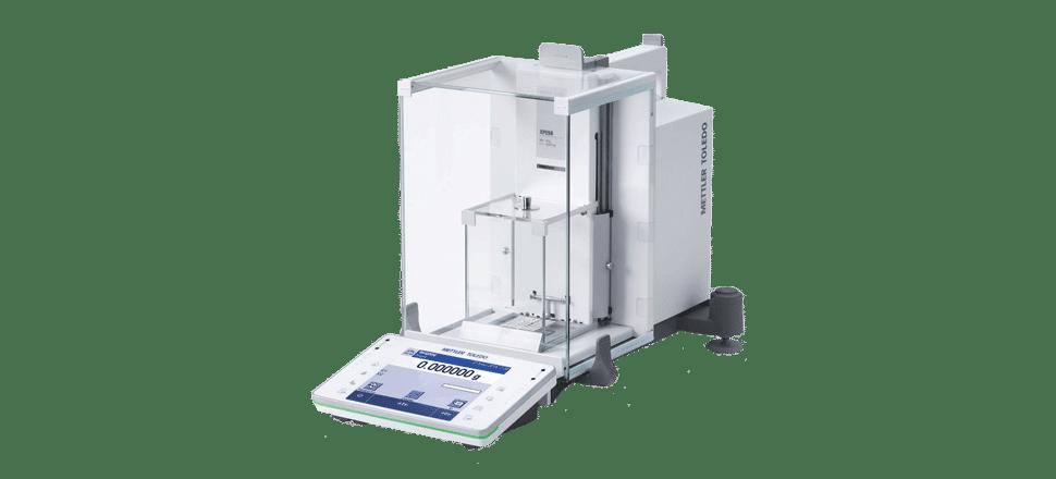 Balances de micro-analyse XPR
