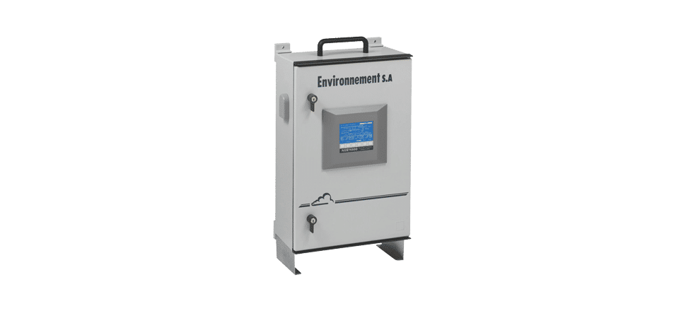 Système de mesure fixe IR Mir 9000