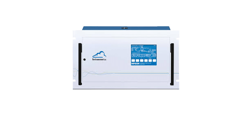 Analyseur de particules PM10, PM2, 5, PM1 et TPS MP101M