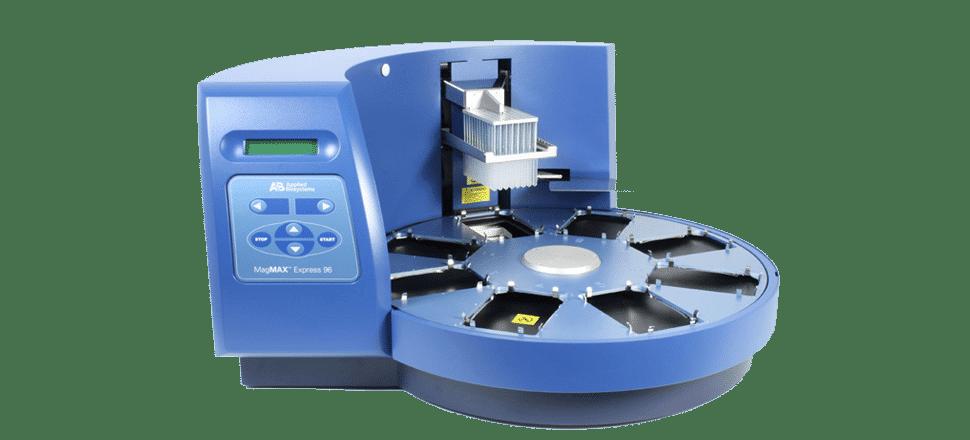 Processeur de particules magnétiques MagMAX Express