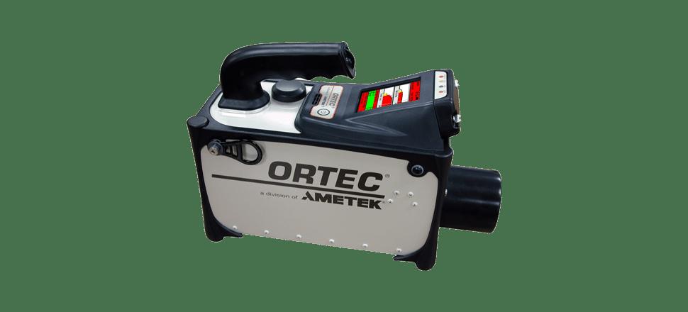 Detective Range - Portable HPGe Detector