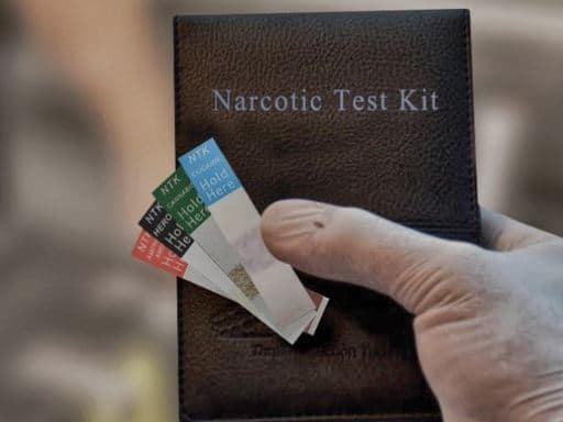 Testeurs chimiques pour narcotiques NTK et cTK