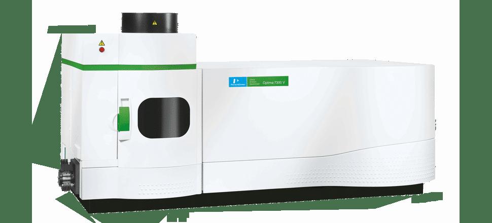 Spectromètre d'émission ICP Optima 7300V