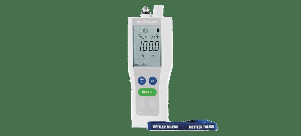 Instruments portables de mesure d'oxygène dissous