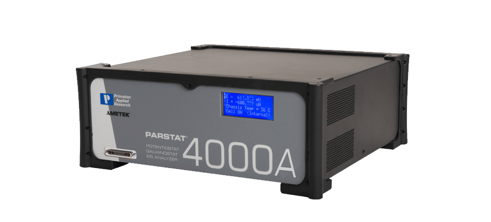 Potentiostat, Galvanostat et FRA PARSTAT 4000A