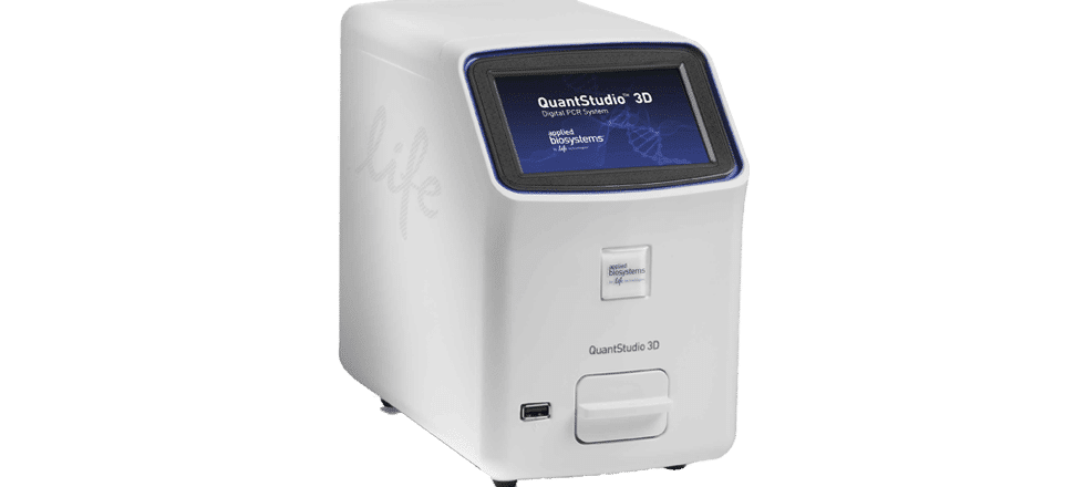 Thermocycleur digital QuantStudio 3D