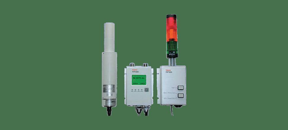 Radiamètre/Electronique Universelle fixe FH6020