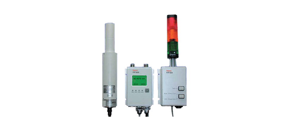 Radiamètre/ Electronique Universel fixe FH6020