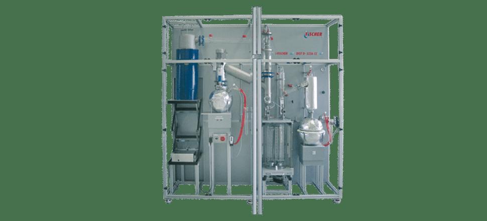 Distillation Potstill sous vide ASTM D5236