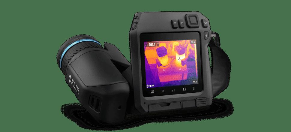 Caméra thermique T530