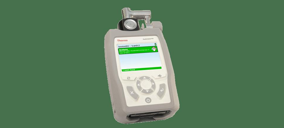 Spectromètres FTIR portables TruDefender FT/FTX