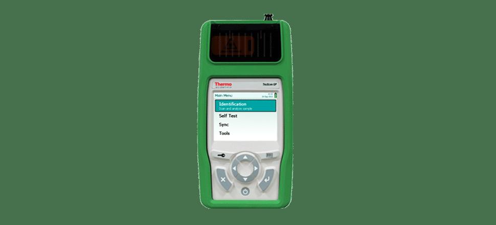 Spectromètre Raman portable TruScan GP