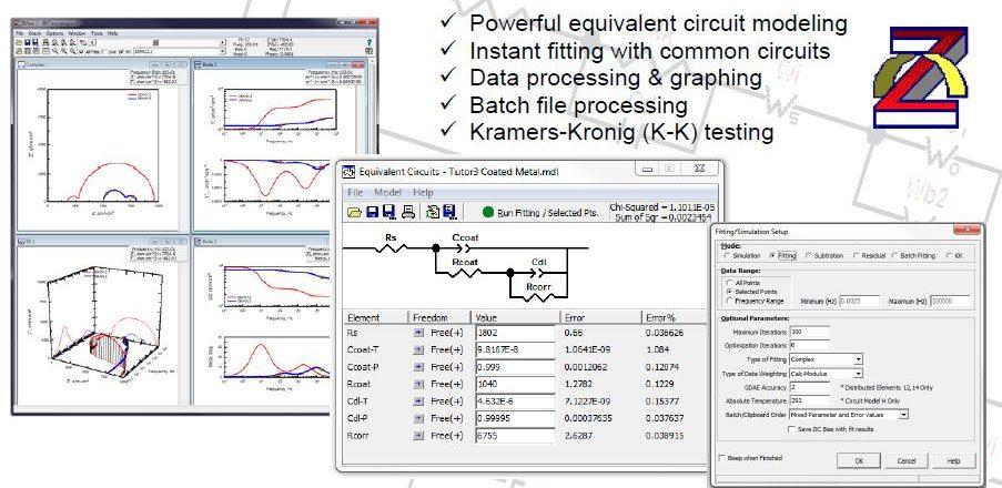 Contrôler votre analyseur avec Zplot et visualiser vos résultats avec ZView