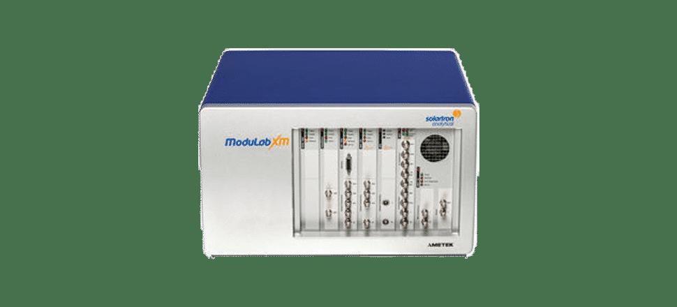 Station de tests électriques des matériaux Modulab XM MTS