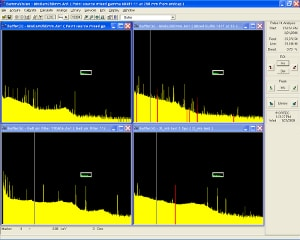 Logiciel de spectrométrie GammaVision V8