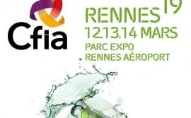 Let's meet at CFIA Rennes 2019