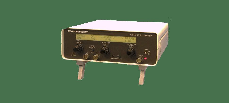 Préamplificateur bas-bruit 5113