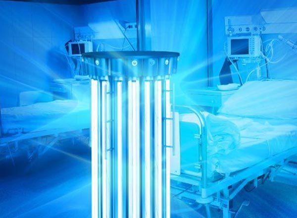 Sources UV Décontamination