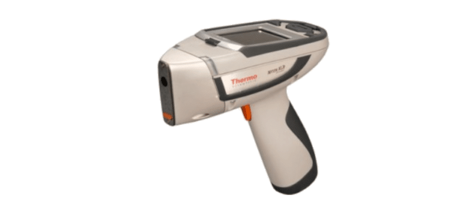 Analyseur XRF XL3
