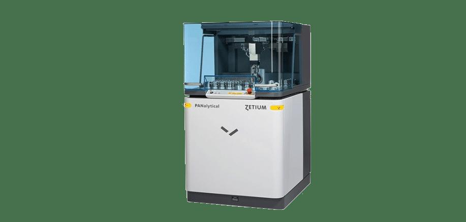 Spectromètre XRF Zetium