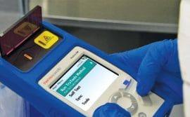 Nouvelles applications pour le raman portable TruScan RM