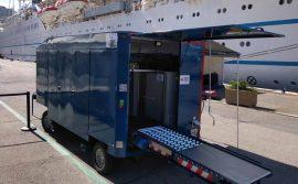 Des remorques d'inspection pour le port de Nice
