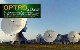 Venez nous rencontrer à Optro2020
