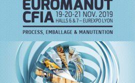 Rendez-vous à EUROPACK EUROMANUT LYON 2019