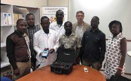 Contrefaçon de médicaments : la Côte d'Ivoire choisit le TruScan RM
