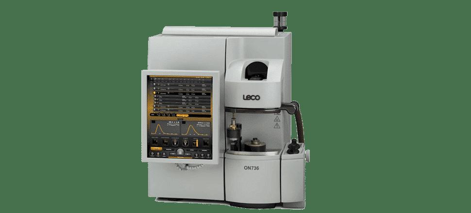 Analyseur élémentaire Oxygène/Azote Série 736