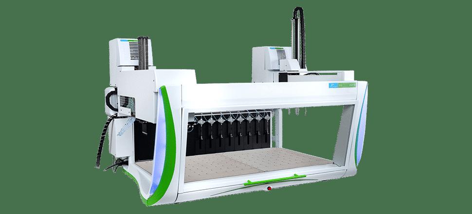 Stations de travail automatisées JANUS G3