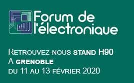 HTDS au Forum de l'Electronique 2020